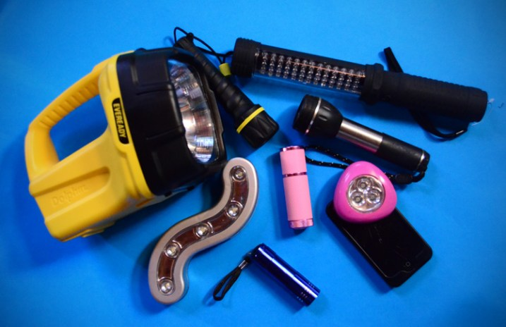 Tools of the light painting trade