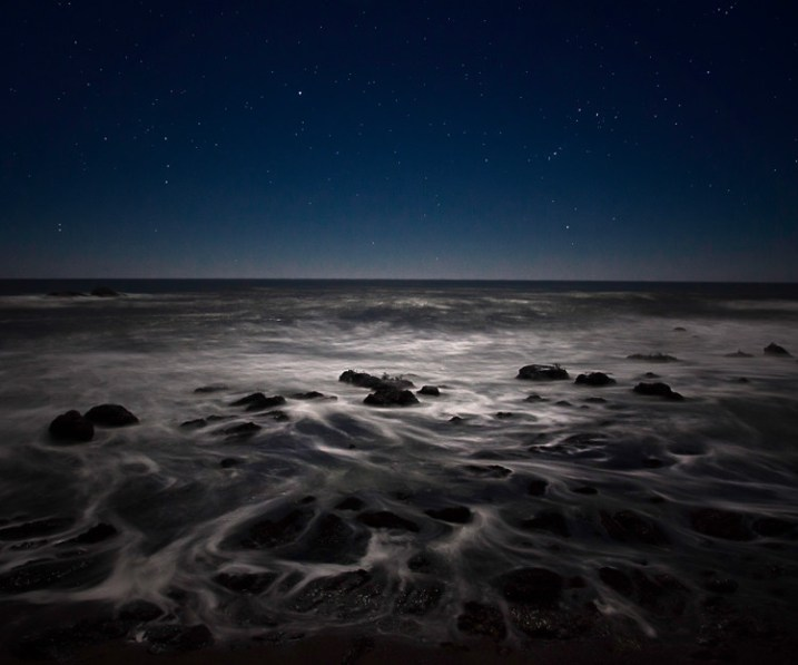 top Coastal Formations - Ocean at Night