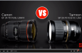 Lens Comparison 24-70mm f/2.8 – Canon Versus Tamron
