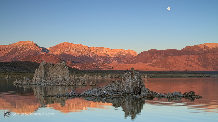 Mono Lake, California, by Anne McKinnell