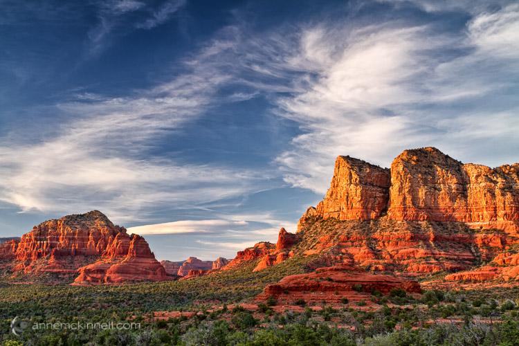 Sedona, Arizona, by Anne McKinnell
