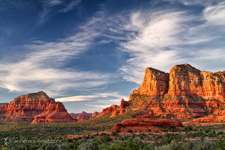 Sedona, Arizona, by Anne McKinnell