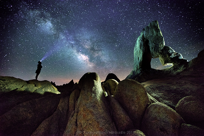 Milky Way Photography Tutorial - Alabama Hills, Gavin Hardcastle