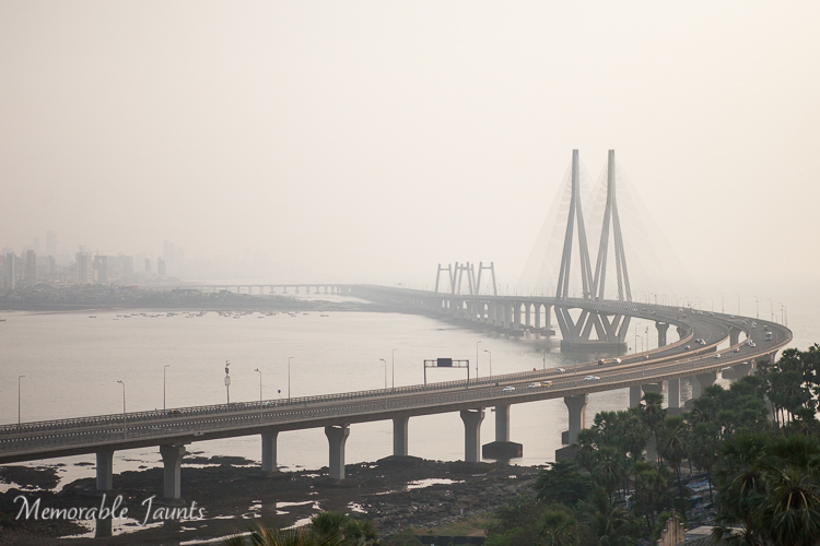 Memorable Jaunts Urban Photography Article for Digital Photography School Mumbai Sea Link Photo