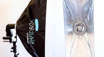 Review: Westcott Rapid Box 10×24″ Strip Light
