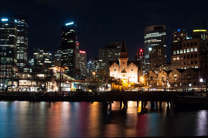 Sydney city shot with a tamron 28-200 lens