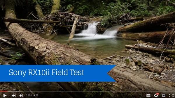 Sony RX10ii Field Test