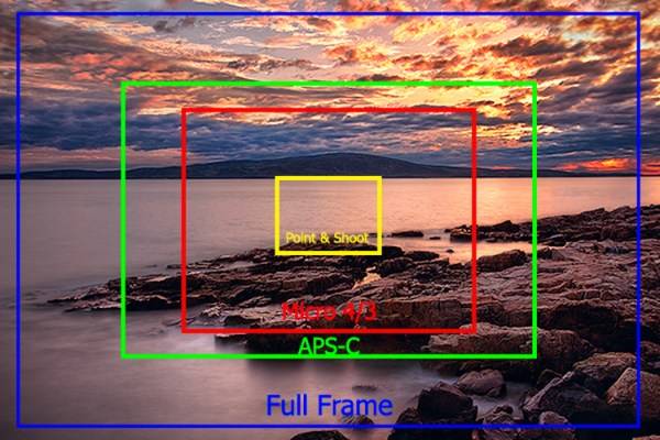 Crop Factor Explained