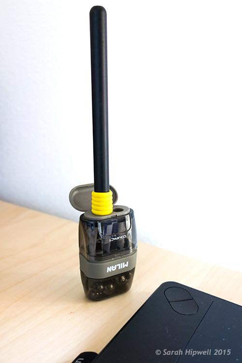 Stylus-hack-holder