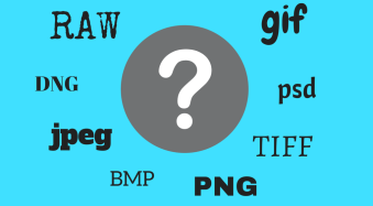 Understanding all the Different Image File Formats