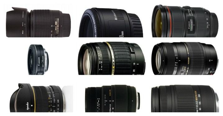 popular lenses