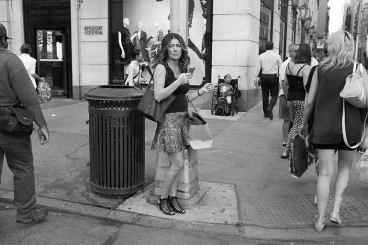 Bergdorf Goodman, 5th Avenue, NYC.
