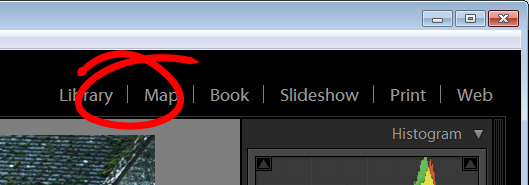 Lightroom interface quiz - image for question 5