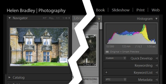 Lightroom interface quiz - image for question 9