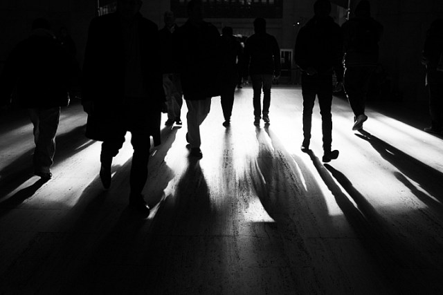 Grand Central, NYC Street Photography