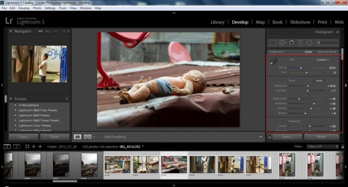2015.09.25 Street Editing Tips Lightroom 018 verify sync basic settings