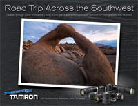 Tamron Road Trip Image