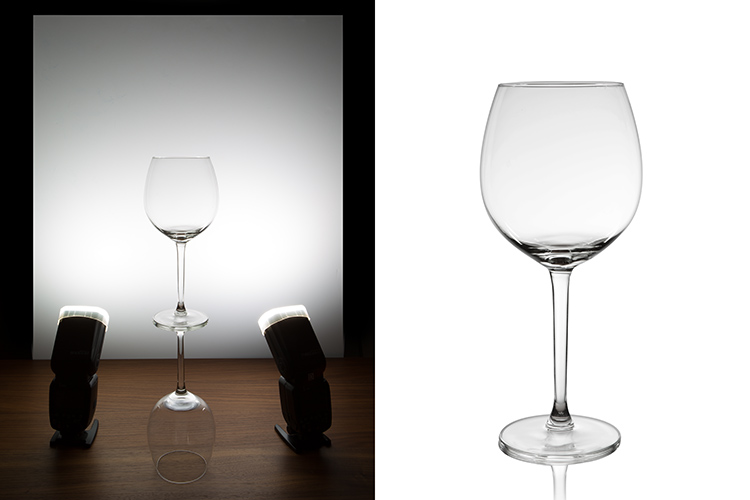 3 Easy Steps to Photograph Glassware with Minimal Gear
