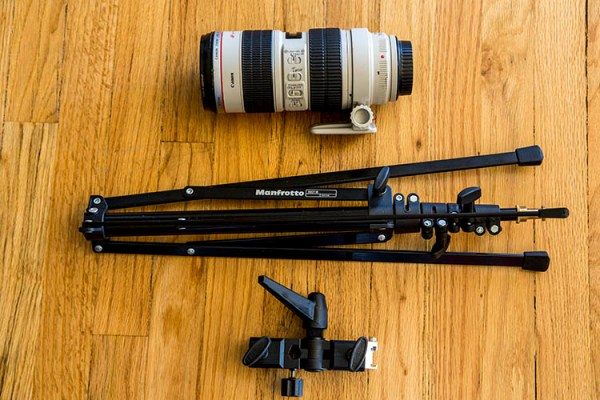 Review: Manfrotto 5001B Nano Light Stand