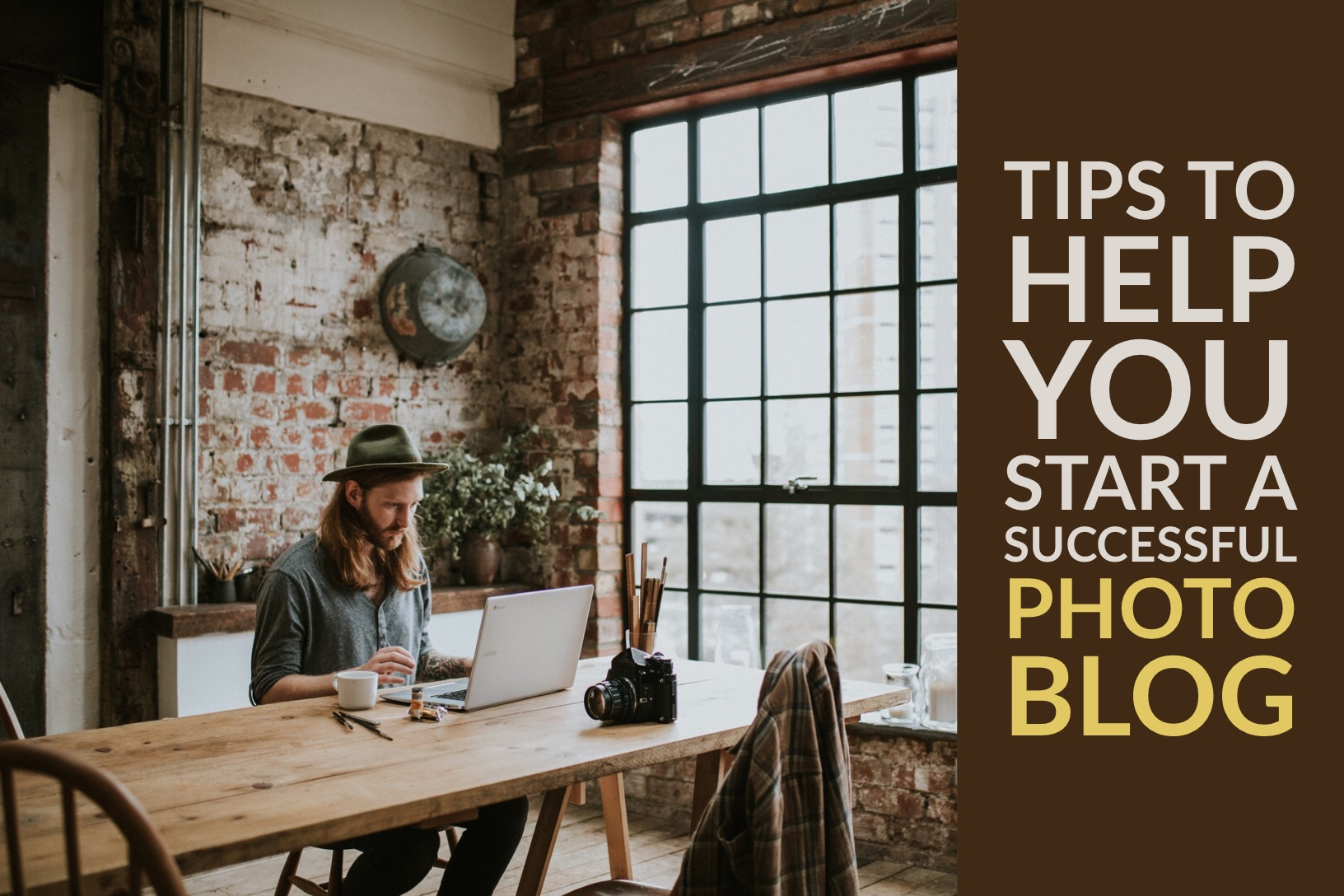 Tips to Help You Start a Successful Photo Blog