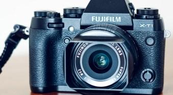 Mirrorless cameras and focusing