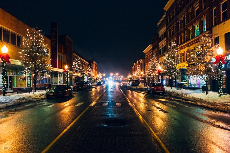 street at night 24mm