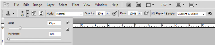 how to make an image bigger and clear in photoshop