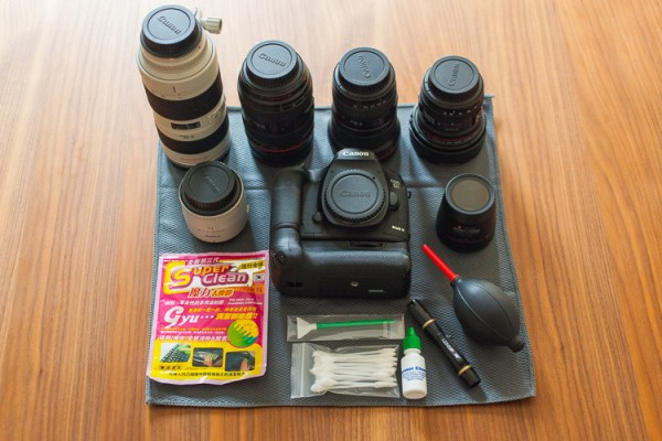 How to Clean Your Photography Gear and Keep it in Good Shape