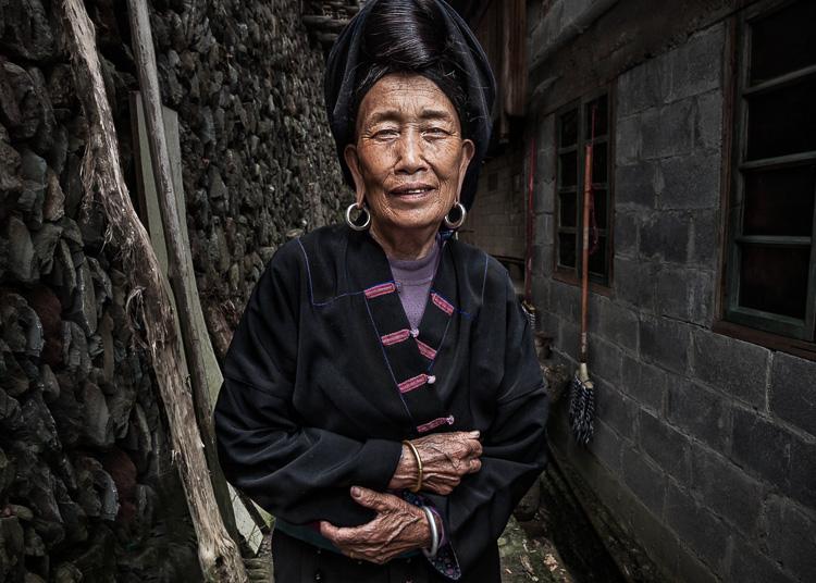 9 Chinese Woman