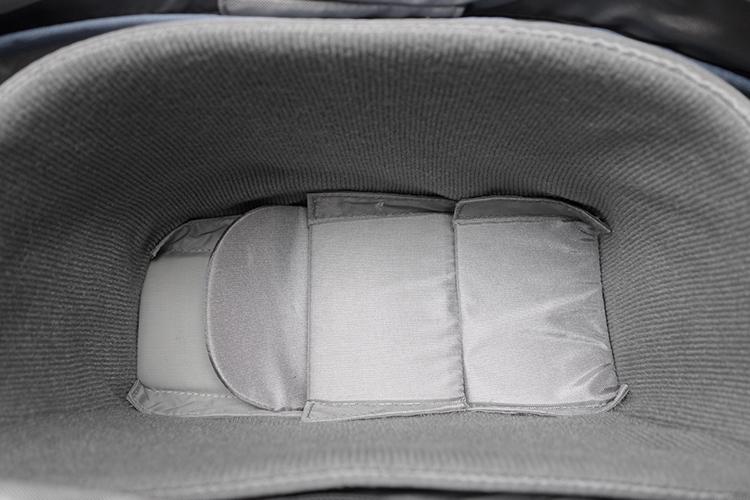 Inside-padded-insert