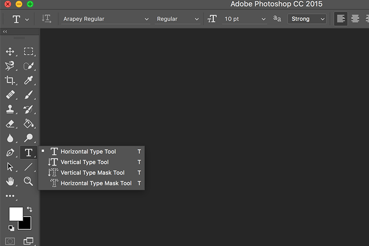 Memorable Jaunts Article for DPS Text tool in Photoshop basics 02