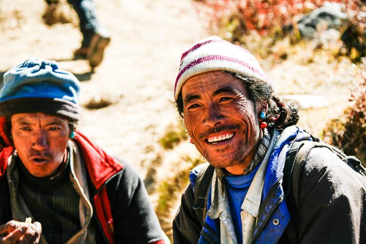 Tibetan Shepherds