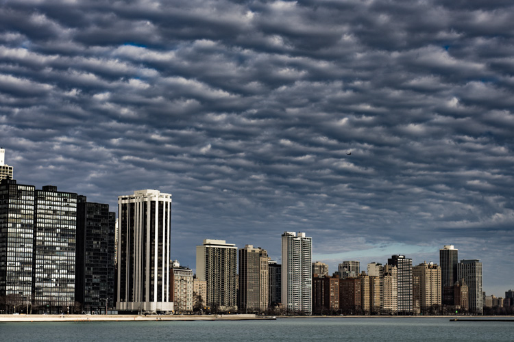 Desaturation Chicago