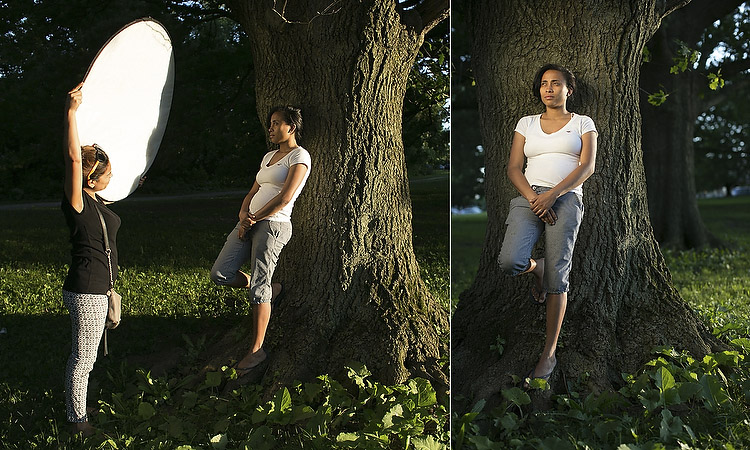 Photography Reflector 101: Learn the Tactics to Use Them