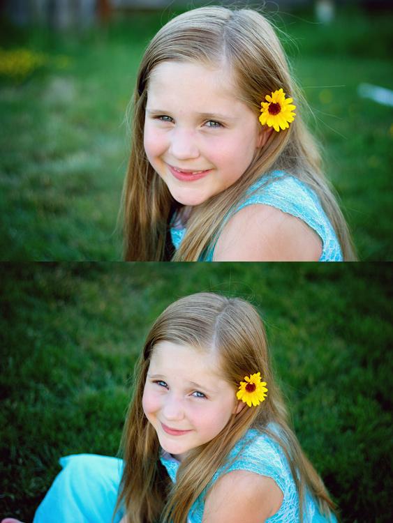 photography angles portrait Five facial