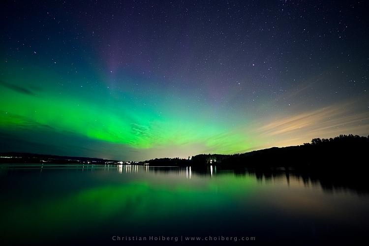 fiskumvannet-northern-lights