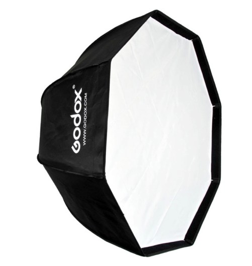 Godox 120CM Octabox speedlight modifier