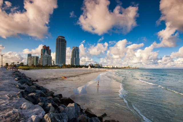 South Beach -  landscape photography tips from pros