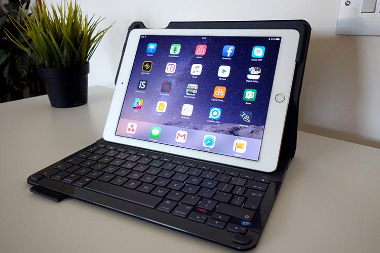 iPad与键盘配对打开