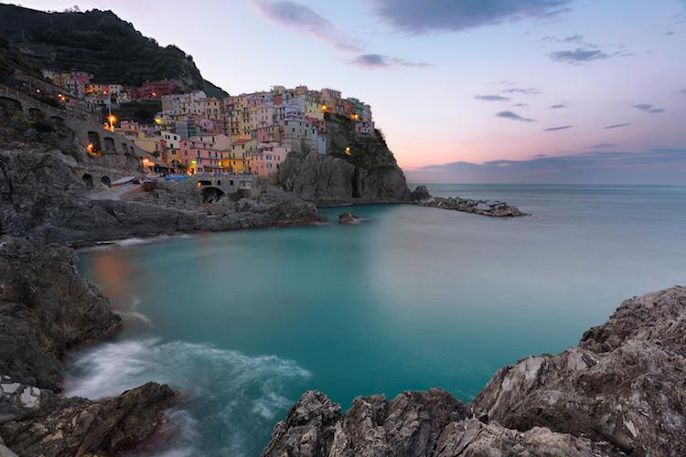landscape photography Manarola - Liguria, Italy