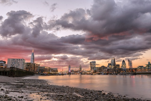 landscape photography London, England