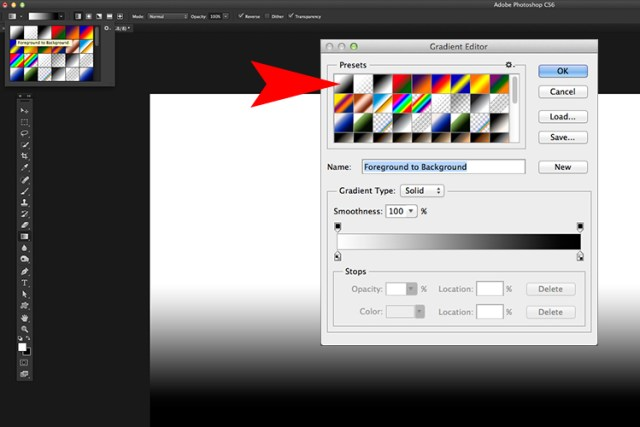 Gradient-Toll-Editor-set-to-Foreground-Background