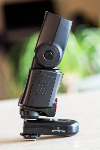 Yongnuo wireless flash triggers