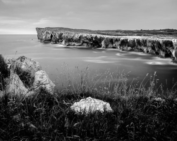 How to Process a Black and White Landscape Photo Using Lightroom
