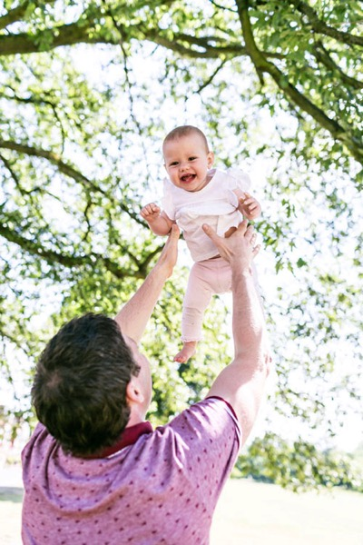 Family portrait BABY opt