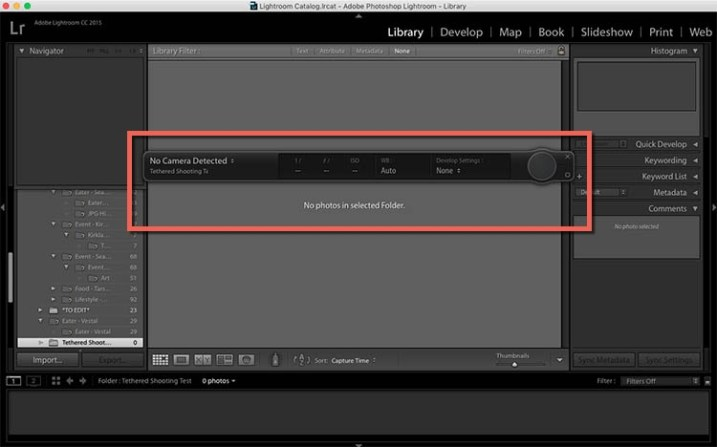 Step by Step Tutorial for How to Shoot Tethered