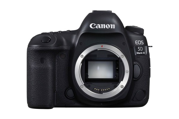 Canon EOS 5D Mark IV popular dslr