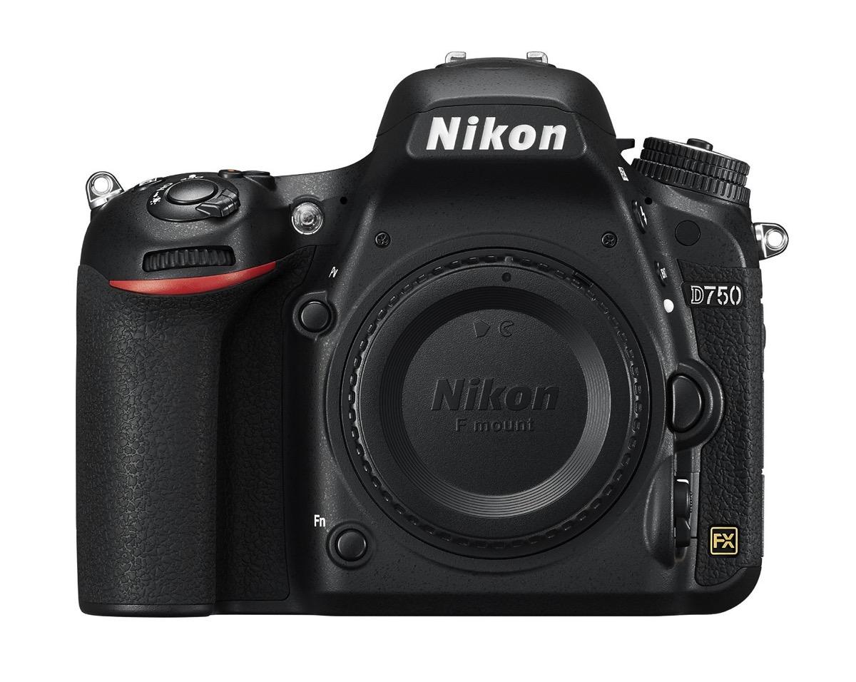 Nikon D750 popular dslr
