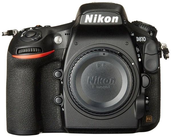 Nikon D810 Popular dslr