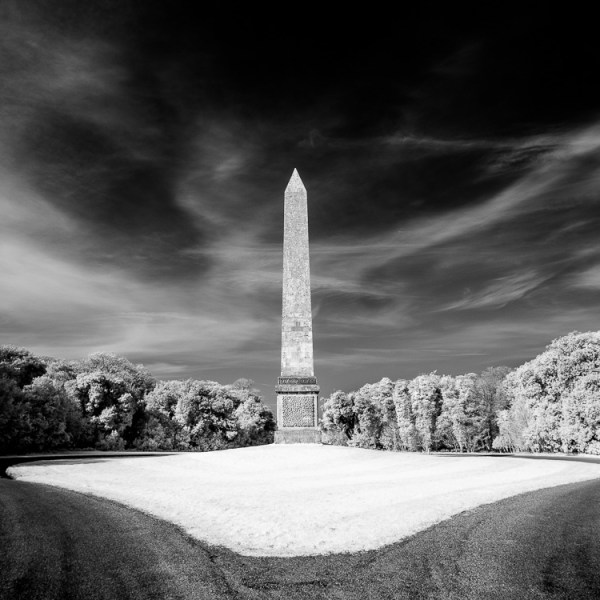 How to Convert a Camera to Infrared for Black and White Landscape Photography